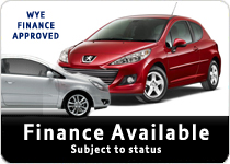 Wye Finance Approved, Car Finance, Used Cars Herefordshire